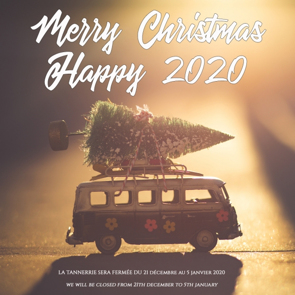 MERRY CHRISTMAS & HAPPY 2020